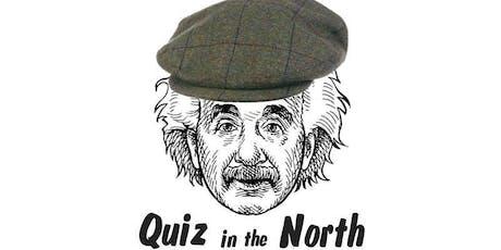 Quiz In the North #21 - Carlisle tickets