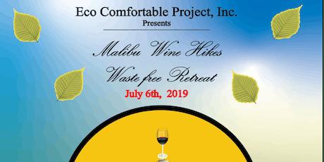Waste-free Retreat ~ Wine Hike tickets