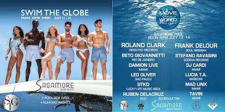 Swim The Globe|Move The World Miami Swim Week benefiting PAW - Day 3 tickets