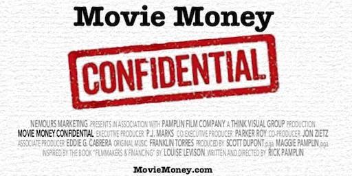 """""""Movie Money CONFIDENTIAL"""" World Film Premiere"""