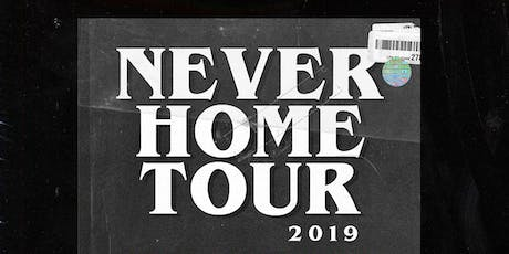 NEVER HOME TOUR: Brooklyn tickets