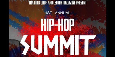 Chattanooga Hip-Hop Summit tickets