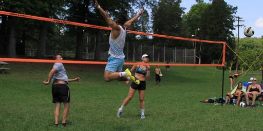 7th Annual Zip, Slip, & Serve Charity Volleyball Tournament