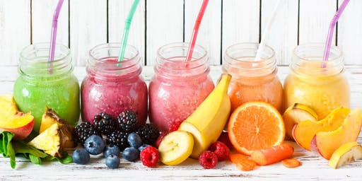 DIY Smoothie Making (Teens Grades 6-12)
