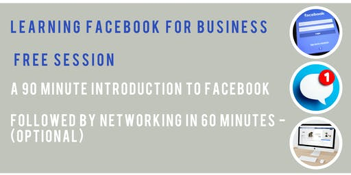 Free Facebook for Business Introduction & Networking