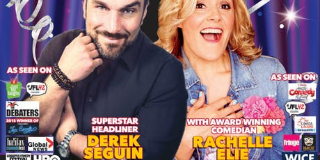 Rash Bash Comedy Date Night tickets