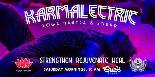 Yoga, Mantra, & Sound