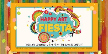 Happy Art Fiesta tickets