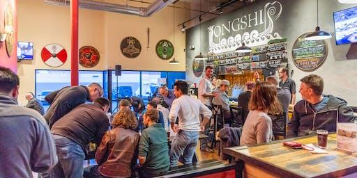 Longship Brewery Third Anniversary