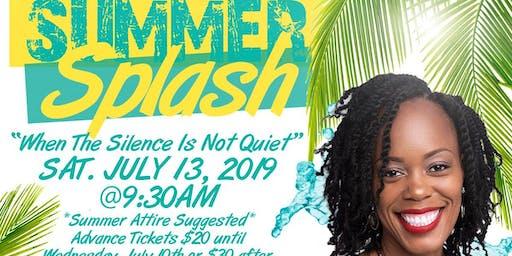 "Woman 2 Woman ""Summer Splash"""