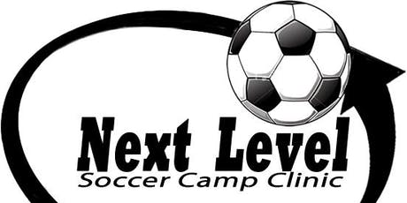 Next Level Soccer Camp tickets
