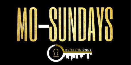 MO Sunday's tickets