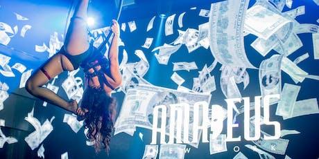 Amadeus Nightclub The Show  - @Partiesmania  tickets