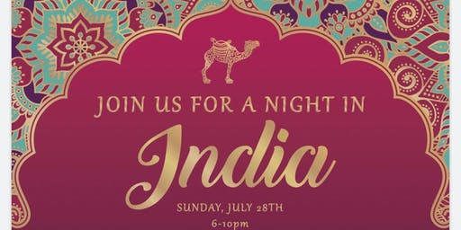 """A Night in India"""