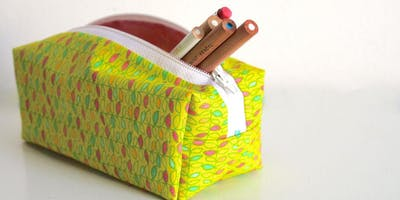 MakerSpace Workshop: DIY Pencil Case