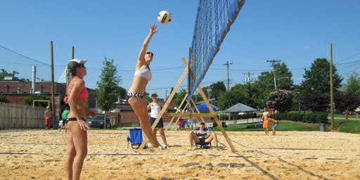 8/17 - Shorties Triples (Men's & Women's) Volleyball Tourney