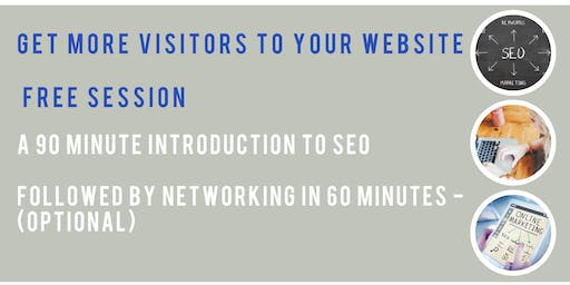 Free Understanding SEO for your website Introduction & Networking
