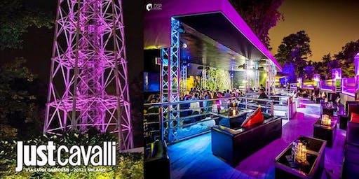 PARTYOU | Salita in Torre Branca + Aperitivo Just Cavalli