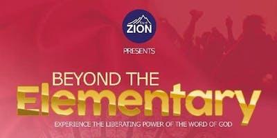 Beyond The Elementary