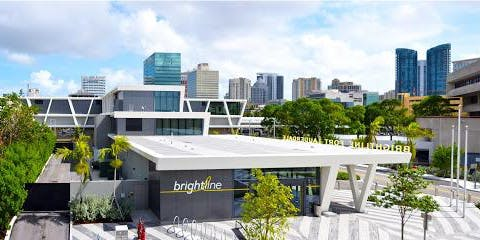 USGBC Broward Presents a Tour of Brightline / Virgin Fort Lauderdale Train Station