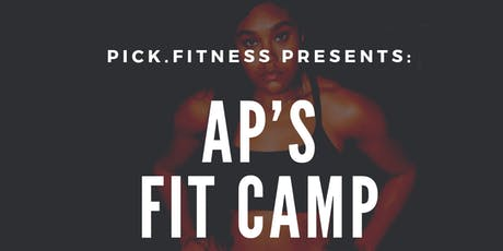 AP's FitCamp tickets