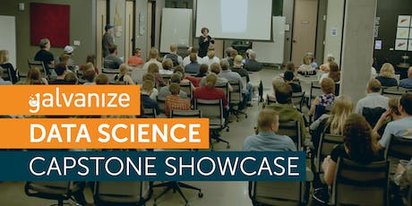 Galvanize Denver Data Science Capstone Showcase - g90 tickets