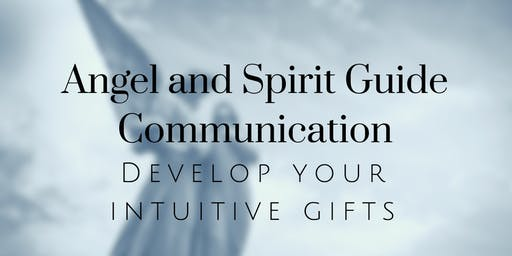 Angels & Spirit Guides Workshop