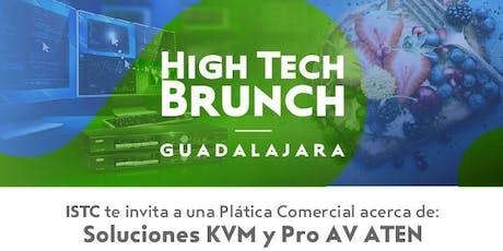 Soluciones KVM Y Pro AV Aten boletos