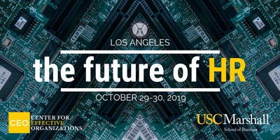 The Future of HR, October 2019
