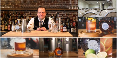 Mixology 101 (Whiskey & Rum Cocktails) - Western Reserve Distillers tickets