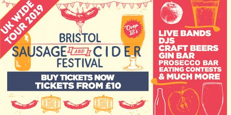 Sausage And Cider Fest - Bristol tickets