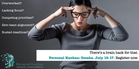 Build Successful Ways of Working Using Personal Kanban - Omaha NE tickets
