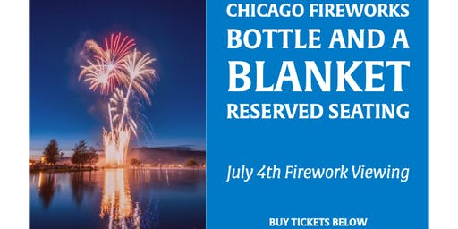 4th of July Fireworks Viewing at Dusable Harbor