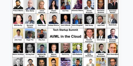 Tech Startup Summit: AI/ML in the Cloud tickets