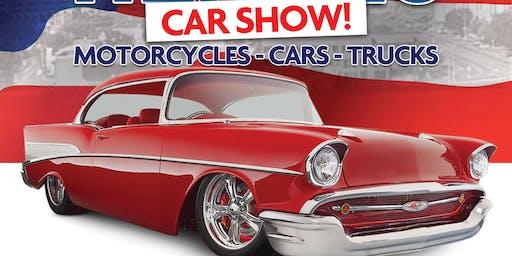 American Heroes Car Show