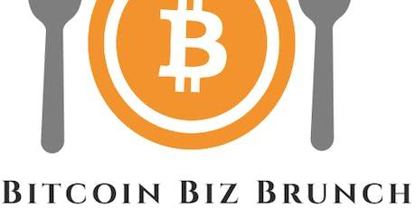 Bitcoin Biz Brunch tickets