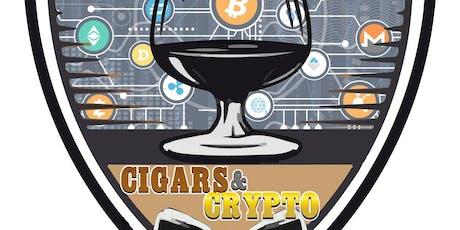 Cigars & Crypto tickets