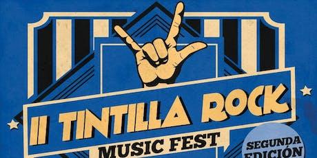 II FESTIVAL TINTILLA ROCK en Rota entradas