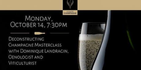 DC -- Deconstructing Champagne Masterclass tickets