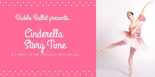Diablo Ballet's Cinderella Story Time