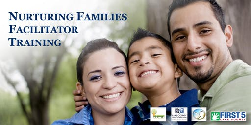 Nurturing Families Facilitator Training