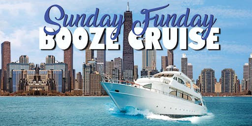 Sunday Funday Booze Cruise on August 25th