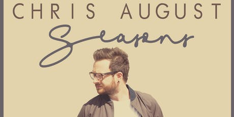 Chris August tickets