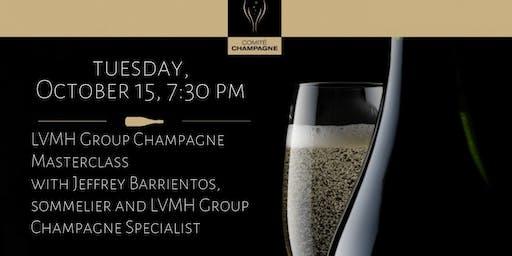 DC -- LVMH Champagne Masterclass