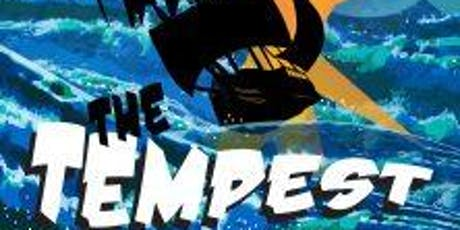 Shakespeare under the Stars: The Tempest ingressos