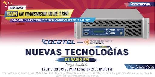 Nuevas Tecnologías en radio FM S.P.S