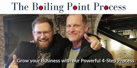 The Boiling Point Process Training Day ~ Moncton tickets