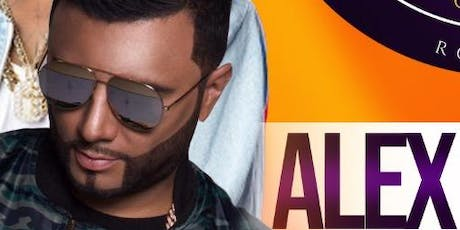Alex Sensation Saturday at La Terraza tickets