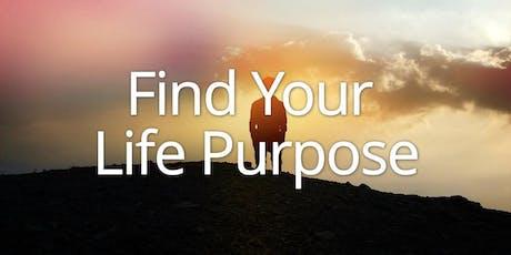Life Purpose Workshop-LIVE WEBINAR tickets