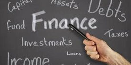 Financial Literacy Bootcamp for Teens and Young Adults tickets